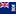 جزر فوكلاند لغة علم