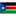 South Sudan Language flag